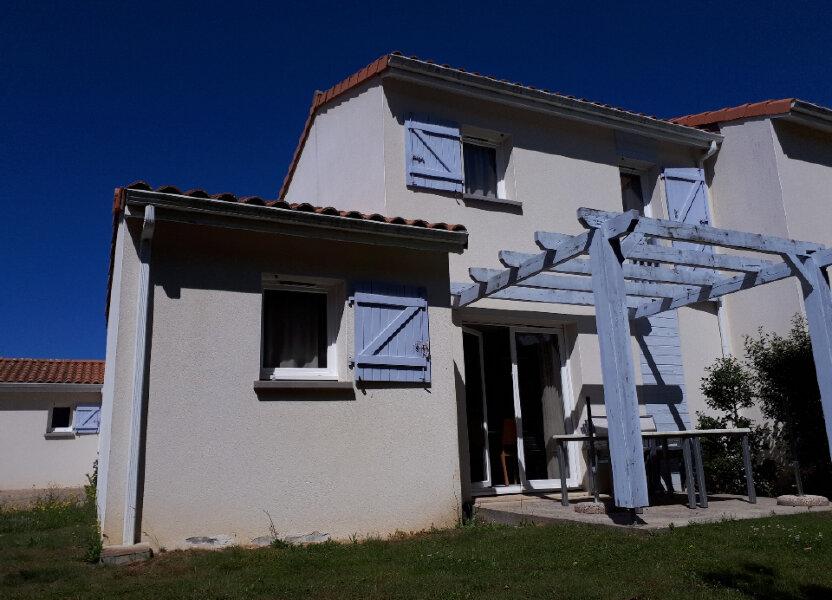 Maison à vendre 58.84m2 à Talmont-Saint-Hilaire