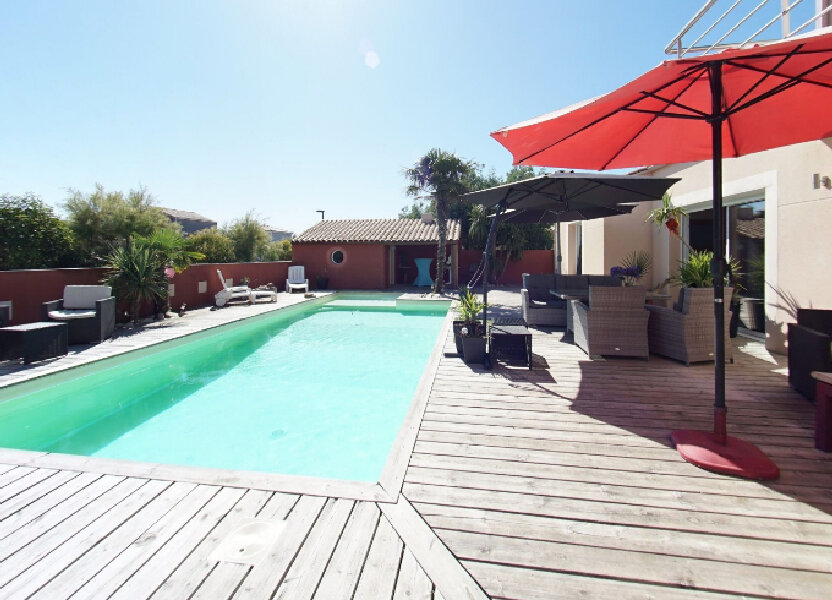 Maison à vendre 162m2 à Talmont-Saint-Hilaire