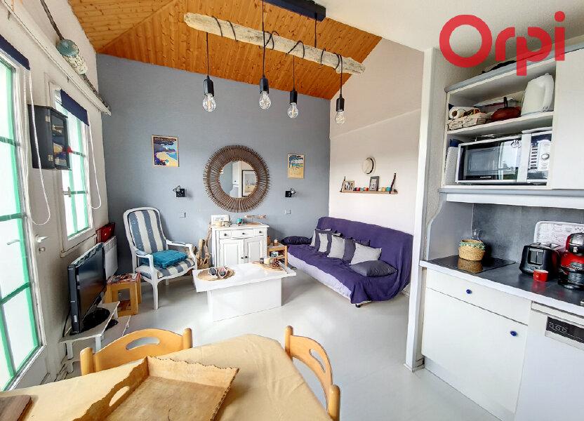 Appartement à vendre 30m2 à Talmont-Saint-Hilaire