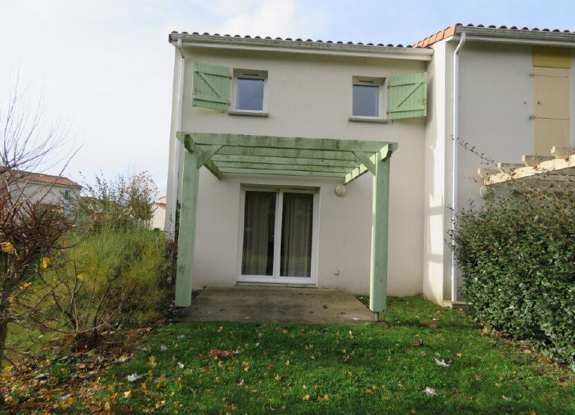 Maison à vendre 48m2 à Talmont-Saint-Hilaire