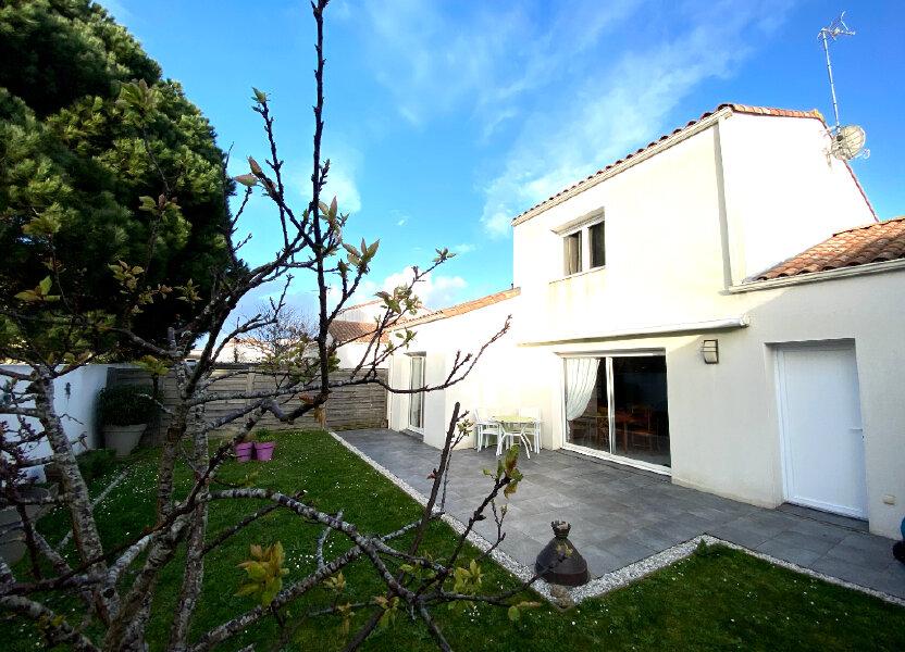Maison à vendre 97.44m2 à Les Sables-d'Olonne
