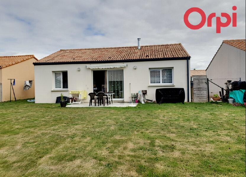 Maison à vendre 70m2 à Talmont-Saint-Hilaire