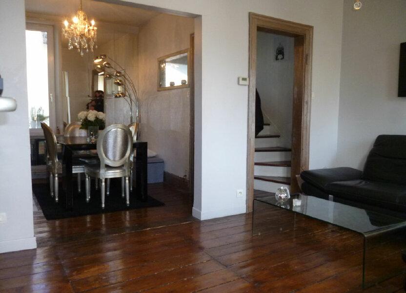 Maison à vendre 65m2 à Boulogne-sur-Mer