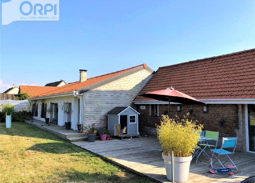 Maison à vendre 150m2 à Vieil-Moutier