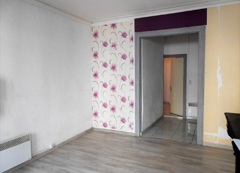 Appartement à louer 33.37m2 à Boulogne-sur-Mer