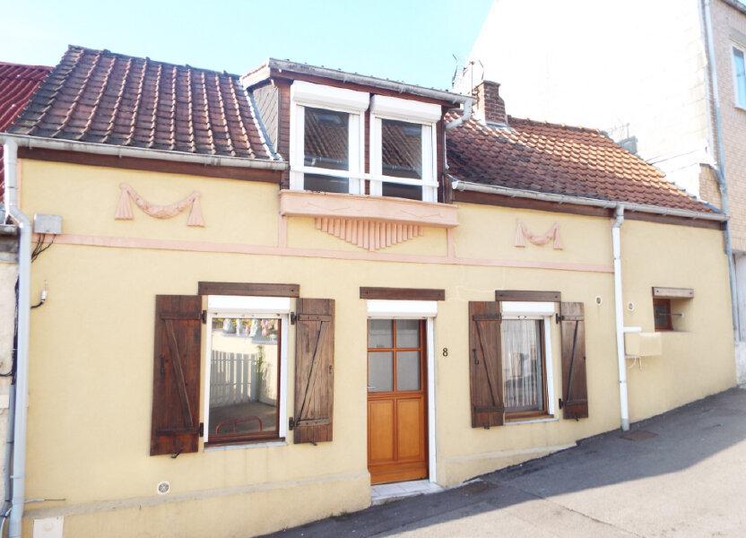 Maison à vendre 55m2 à Desvres