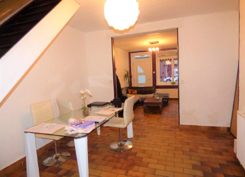 Maison à vendre 92m2 à Saint-Martin-Boulogne