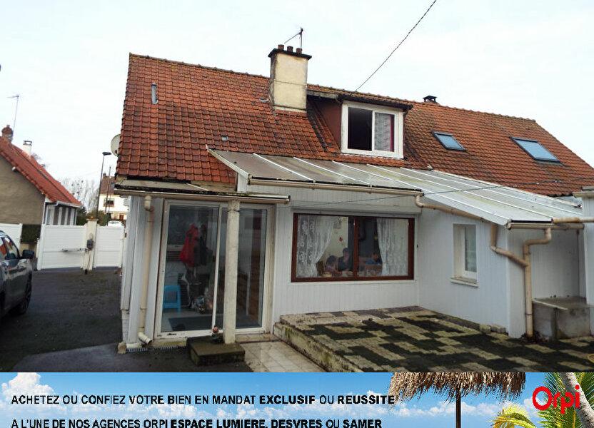 Maison à vendre 95.72m2 à Longfossé