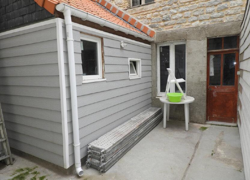 Maison à vendre 85m2 à Boulogne-sur-Mer