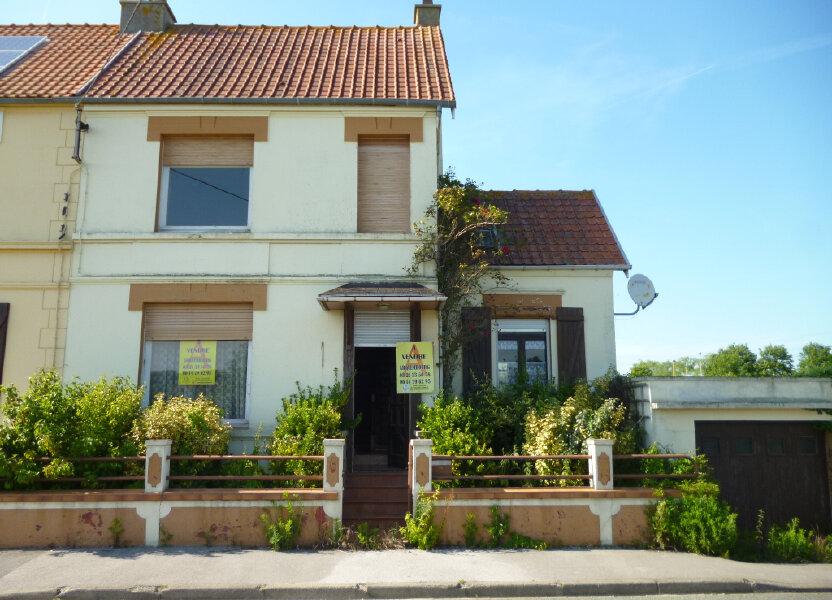Maison à vendre 75m2 à Hesdigneul-lès-Boulogne