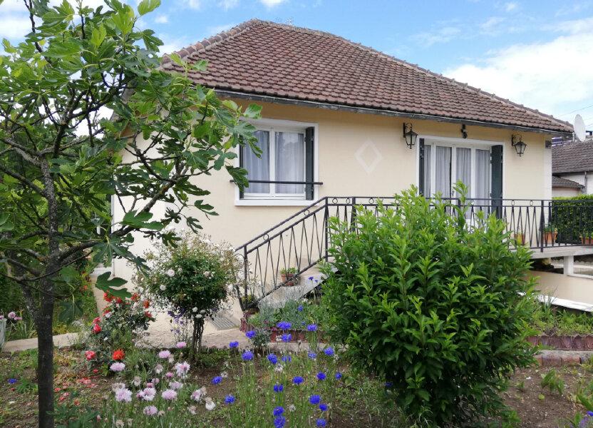 Maison à vendre 70m2 à Saint-Mammès