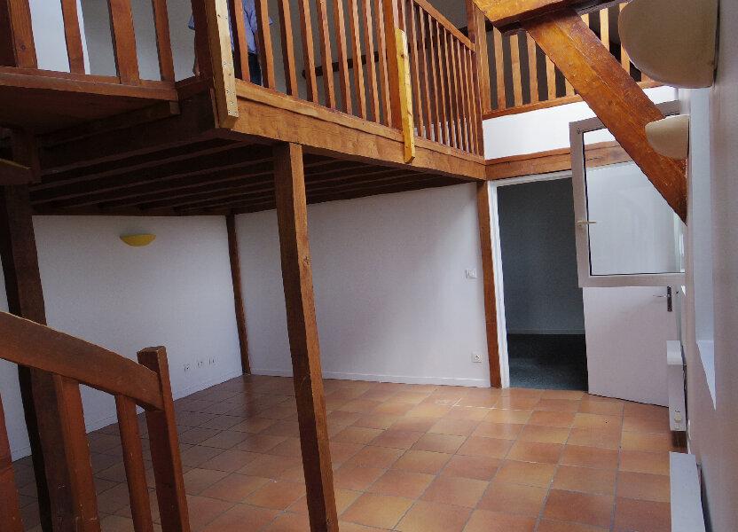 Appartement à louer 52m2 à Montigny-sur-Loing