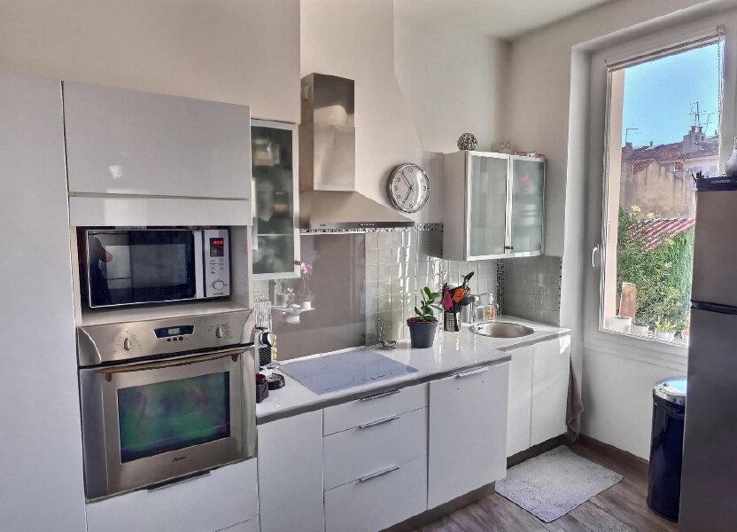 Appartement à vendre 49.5m2 à Marseille 7
