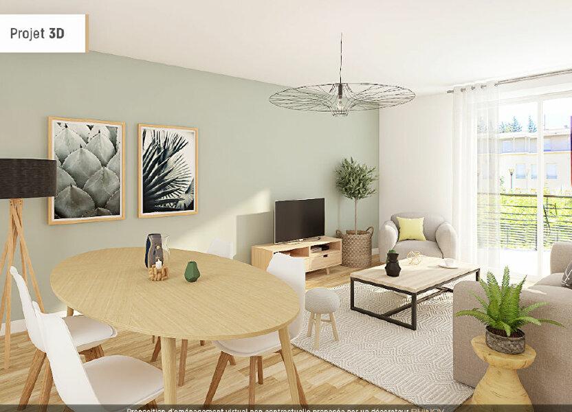 Appartement à vendre 65.35m2 à Avignon