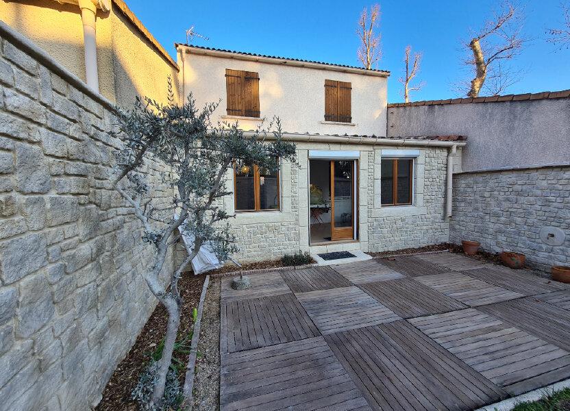 Maison à vendre 103m2 à Montfavet - Avignon