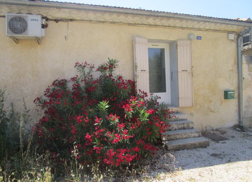 Appartement à louer 24.11m2 à Montfavet - Avignon
