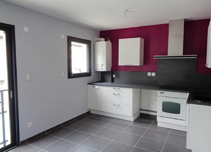 Appartement à louer 52.91m2 à Vienne