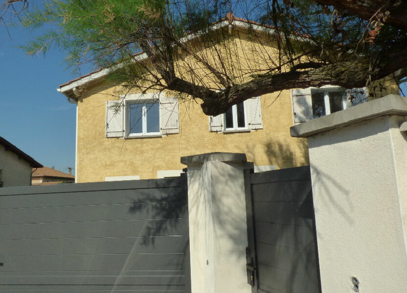 Maison à vendre 260m2 à Reventin-Vaugris