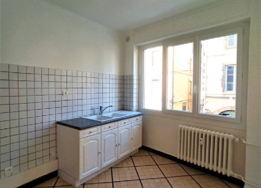 Appartement à louer 65m2 à Vienne