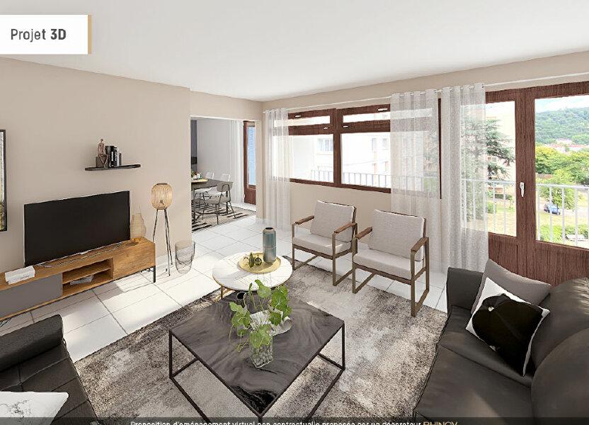 Appartement à vendre 79.6m2 à Vienne
