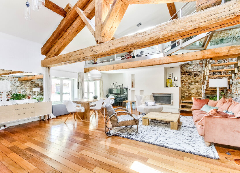 Appartement à vendre 185m2 à Vienne