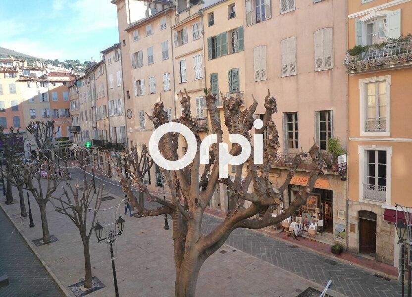 Appartement à louer 43.81m2 à Grasse