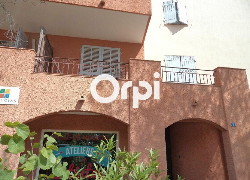 Appartement à louer 24.94m2 à Mougins