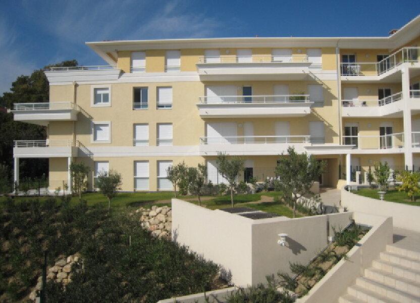 Appartement à louer 46m2 à Grasse
