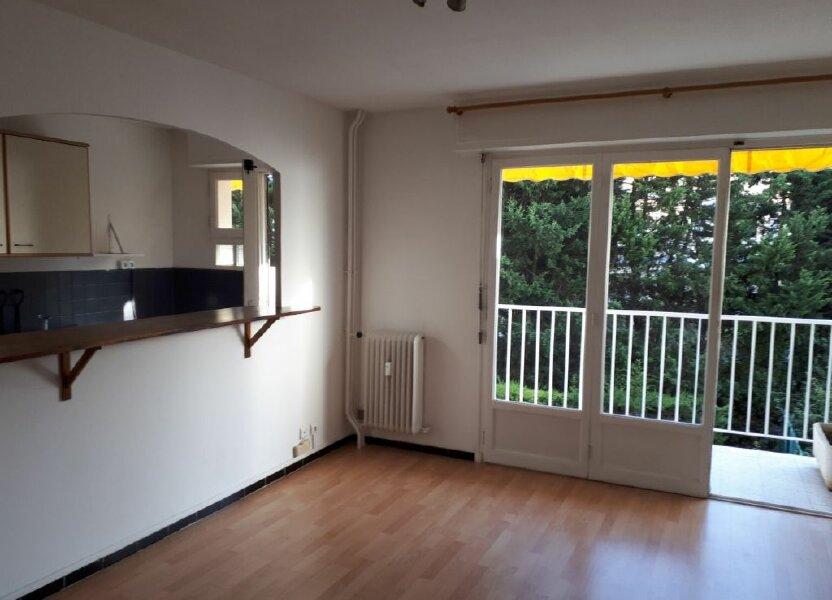 Appartement à louer 43.37m2 à Le Cannet