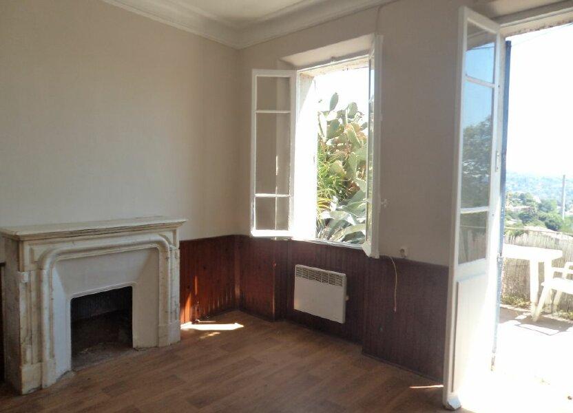 Appartement à louer 35.23m2 à Grasse