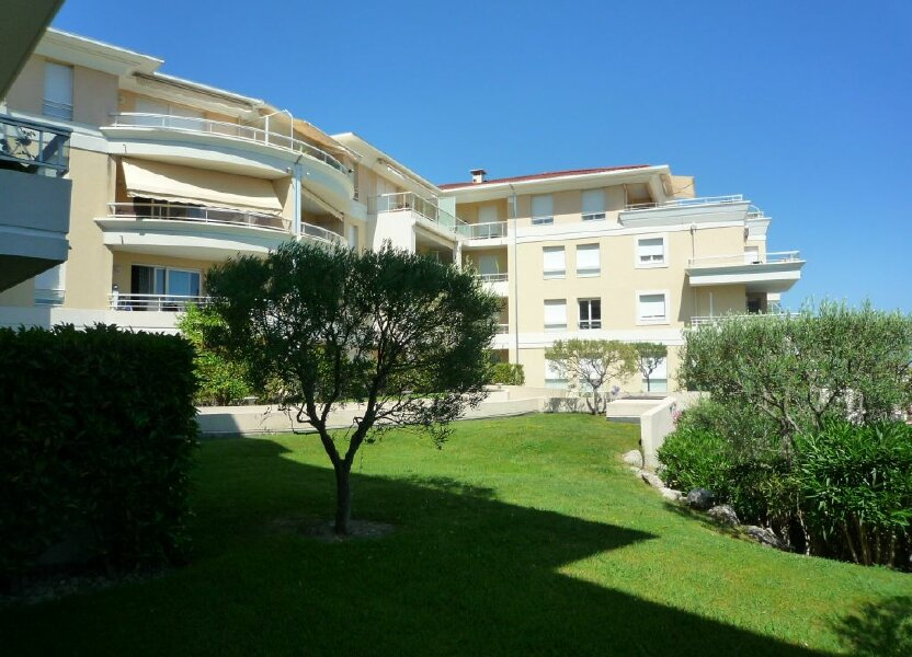 Appartement à louer 29m2 à Grasse
