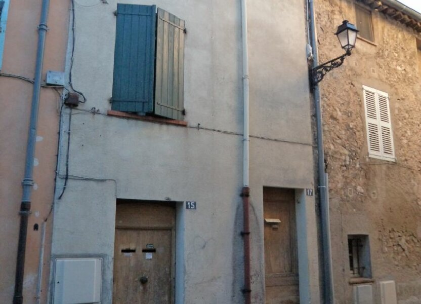 Maison à louer 35m2 à Mouans-Sartoux