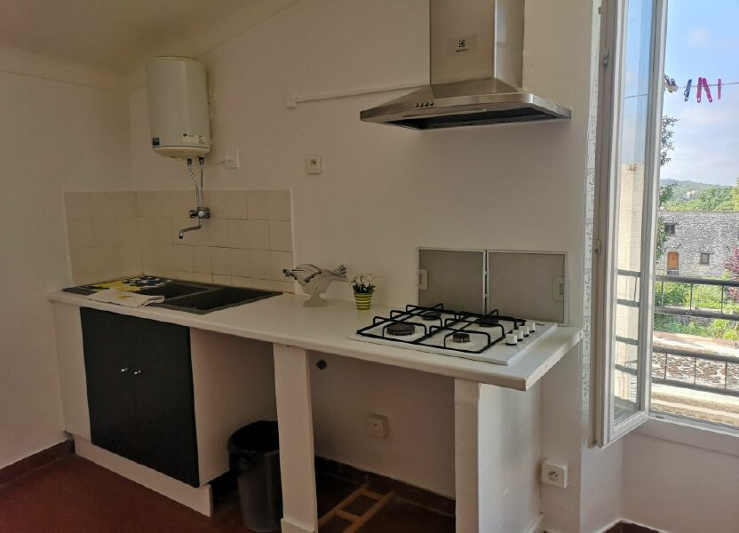 Appartement à louer 31.77m2 à Saint-Vallier-de-Thiey