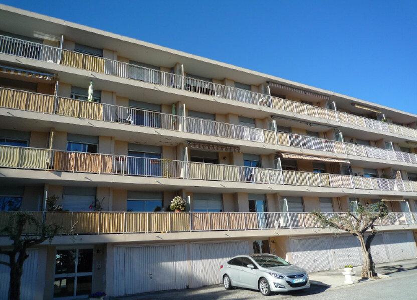 Appartement à louer 48.4m2 à Grasse