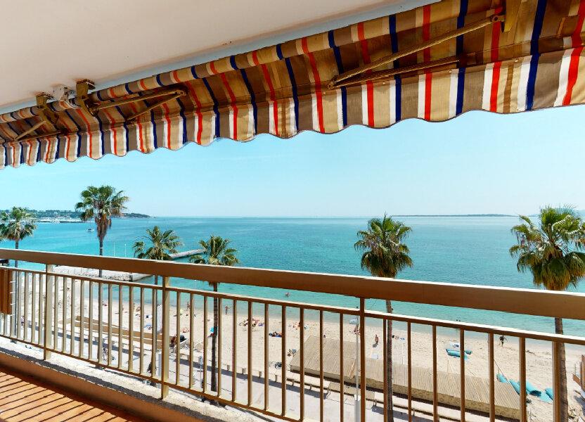 Appartement à vendre 58.9m2 à Juan-les-Pins - Antibes
