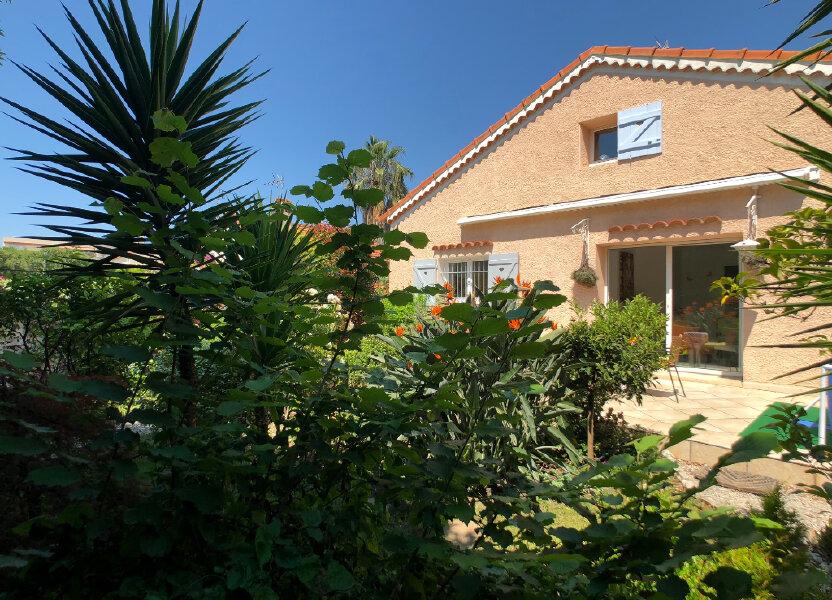 Maison à vendre 115m2 à Juan-les-Pins - Antibes
