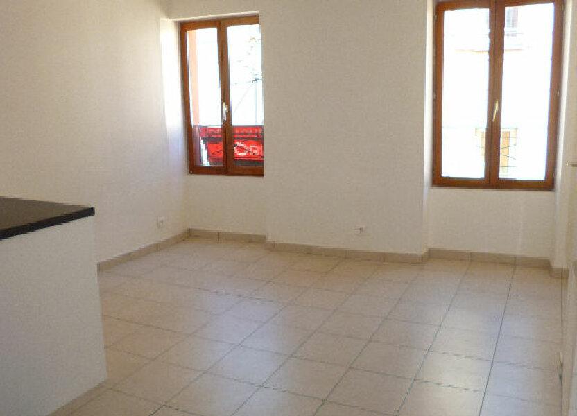Appartement à louer 35m2 à Vallauris