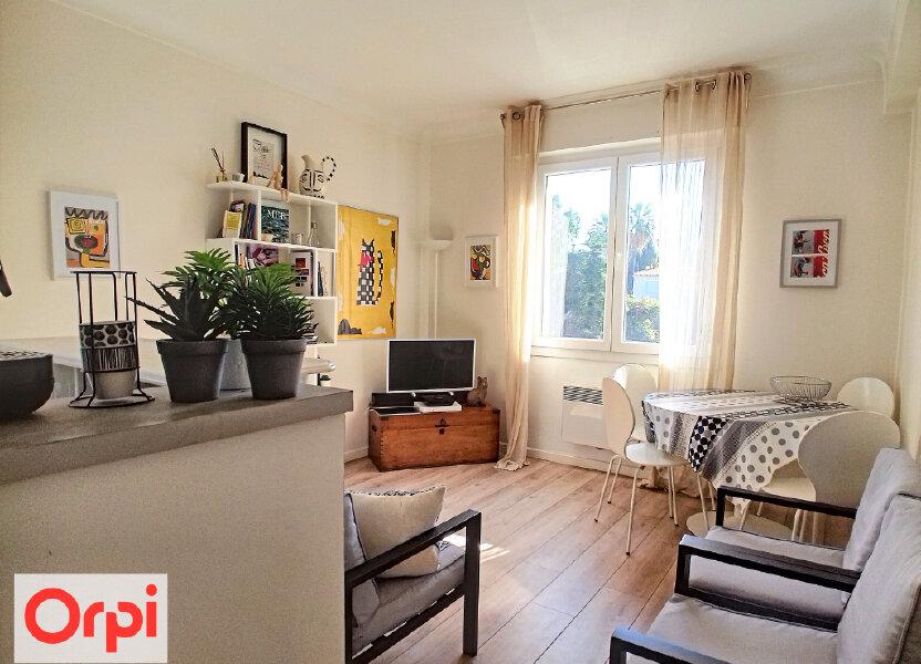 Appartement à vendre 57.14m2 à Cannes