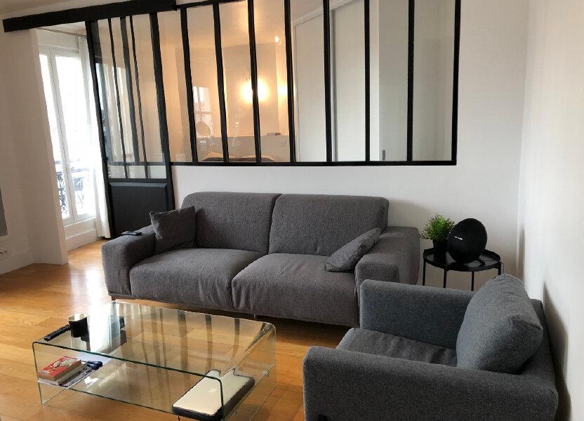 Appartement à louer 31.55m2 à Paris 10