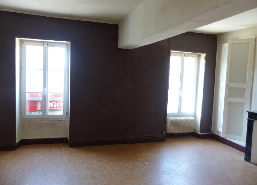 Appartement à louer 85m2 à Cosne-Cours-sur-Loire