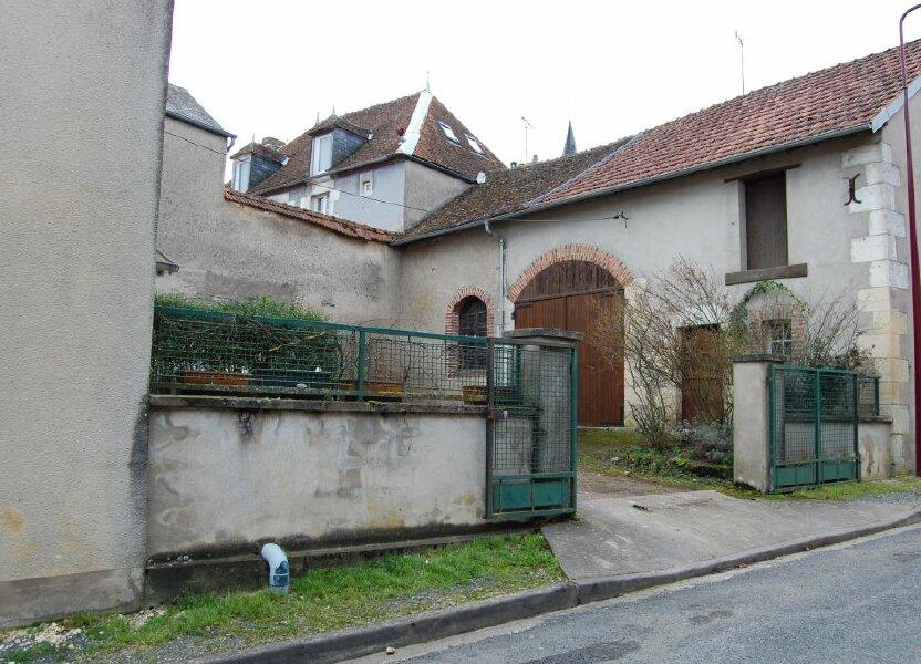 Maison à louer 90m2 à Sainte-Gemme-en-Sancerrois