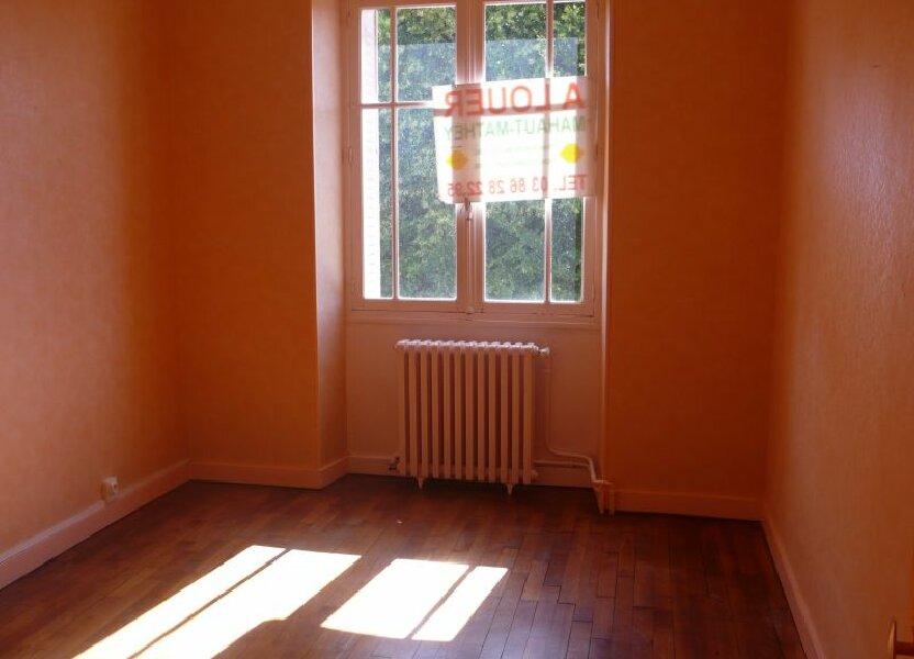 Appartement à louer 76m2 à Donzy