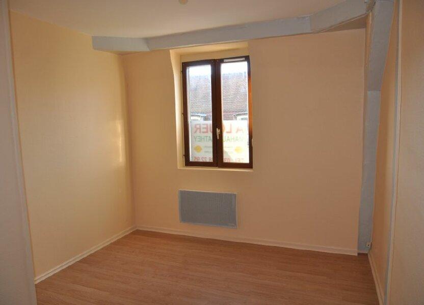 Appartement à louer 39m2 à Cosne-Cours-sur-Loire