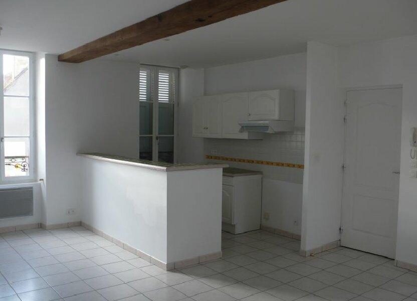 Appartement à louer 55.35m2 à Léré