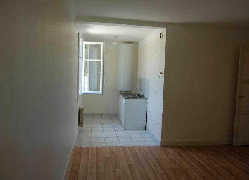Appartement à louer 38m2 à Saint-Satur