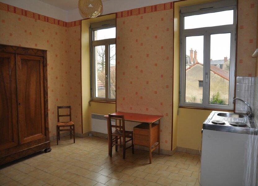 Appartement à louer 22m2 à Cosne-Cours-sur-Loire