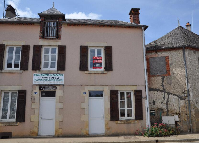 Maison à louer 58m2 à Savigny-en-Sancerre