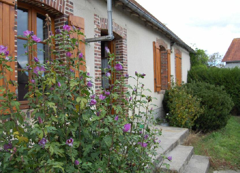 Maison à louer 95m2 à Vailly-sur-Sauldre