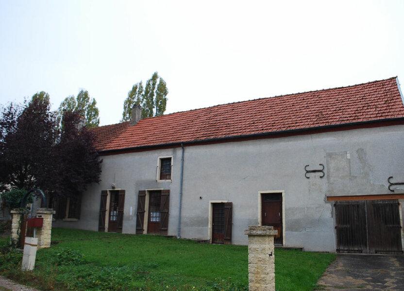 Maison à vendre 79m2 à Saint-Quentin-sur-Nohain