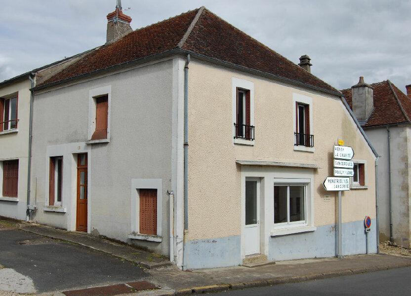 Maison à vendre 78m2 à Saint-Bouize